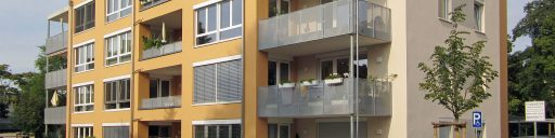 MFH Oppenheimer Straße, Darmstadt